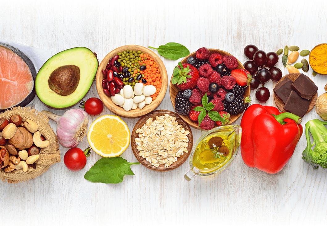 Richtige Ernährung und der optimale Plan für Deine Gesundheit